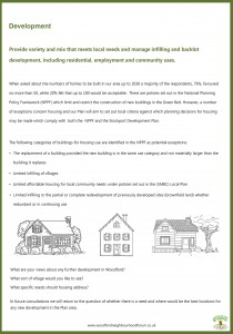 Woodford Neighbourhood Forum Development Board