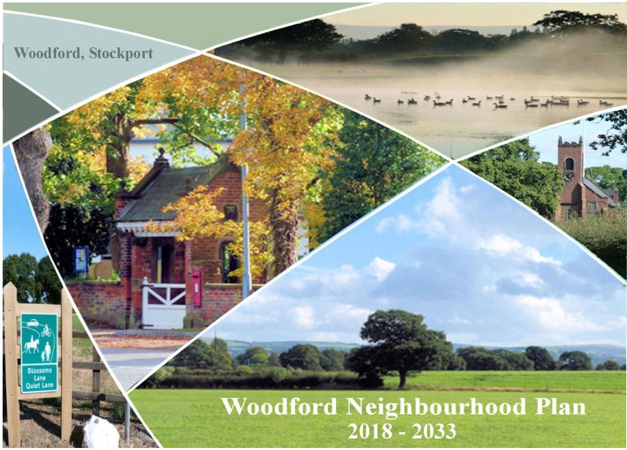 Woodford Neighbourhood Plan front Cover